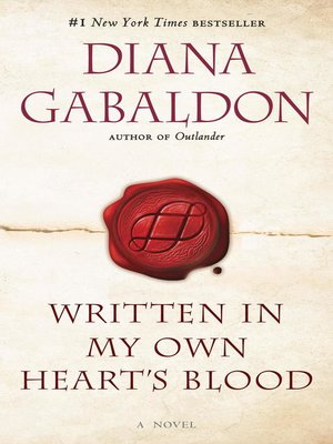 Cover of Written in My Own Heart's Blood