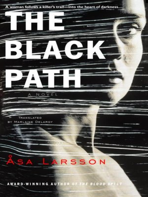 Click this cover for a(n) eBook sample of The Black Path