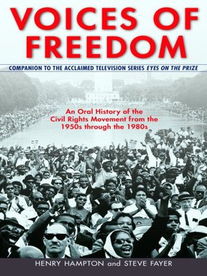 Cover of Voices of Freedom
