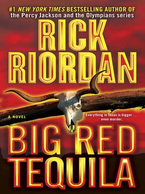 Click this cover for a(n) eBook sample of Big Red Tequila