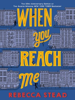 Click this cover for a(n) eBook sample of When You Reach Me