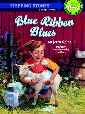 Cover of Blue Ribbon Blues