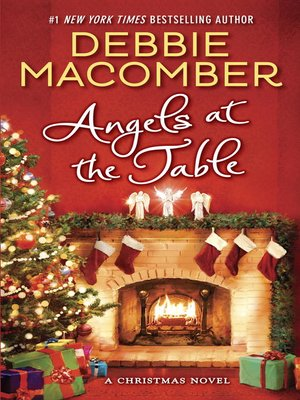 Click this cover for a(n) eBook sample of Angels at the Table