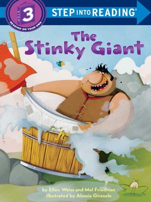 Cover of The Stinky Giant