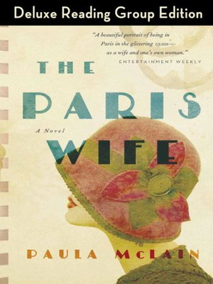 Click this cover for a(n) eBook sample of The Paris Wife.