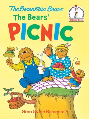 The Berenstain Bears The Bears' Picnic