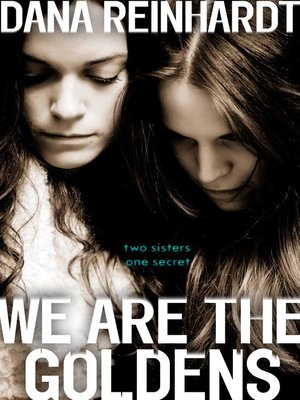 Cover of We Are the Goldens