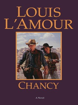 Click this cover for a(n) eBook sample of Chancy.