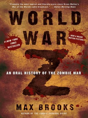 Click this cover for a(n) eBook sample of World War Z