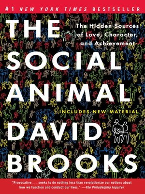 Click this cover for a(n) eBook sample of The Social Animal