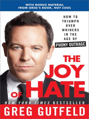 Click this cover for a(n) eBook sample of The Joy of Hate
