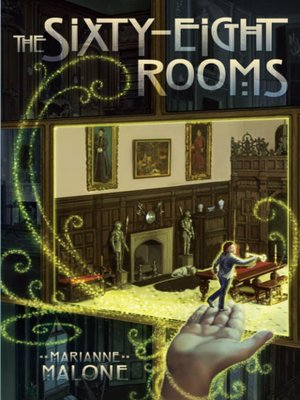 Click this cover for a(n) eBook sample of The Sixty-Eight Rooms