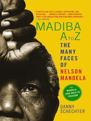 Click this cover for a(n) eBook sample of Madiba a to Z