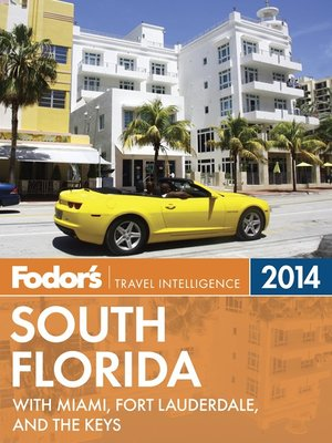 Fodor's South Florida 2014