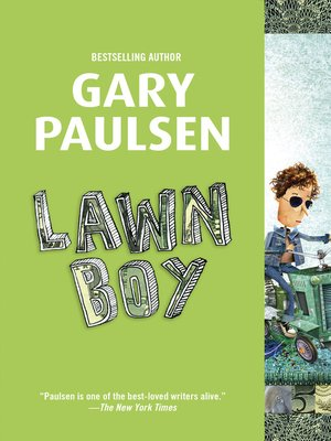 Click this cover for a(n) eBook sample of Lawn Boy