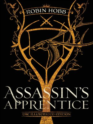 Click this cover for a(n) eBook sample of Assassin's Apprentice.