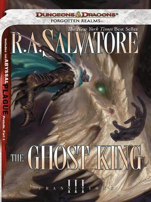 Click this cover for a(n) eBook sample of The Ghost King.