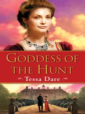 Cover of Goddess of the Hunt