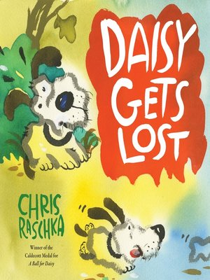 Click this cover for a(n) eBook sample of Daisy Gets Lost