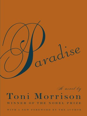 Click this cover for a(n) eBook sample of Paradise.