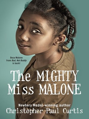Click this cover for a(n) eBook sample of The Mighty Miss Malone.