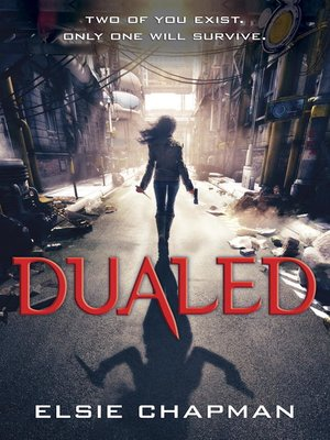 Click this cover for a(n) eBook sample of Dualed.
