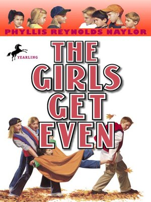 Click this cover for a(n) eBook sample of The Girls Get Even.