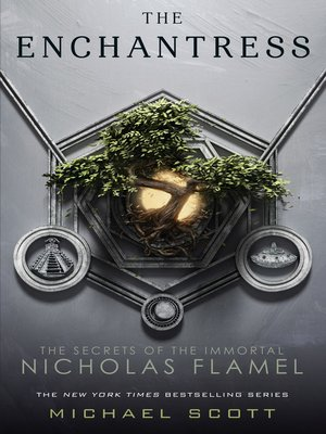 Click this cover for a(n) eBook sample of The Enchantress