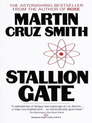 Cover of Stallion Gate