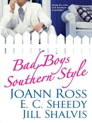 Cover of Bad Boys Southern Style