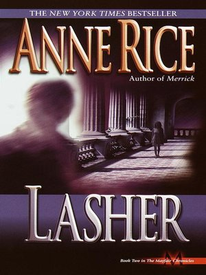 Click this cover for a(n) eBook sample of Lasher.