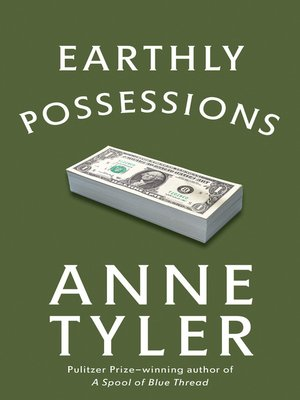 Click this cover for a(n) eBook sample of Earthly Possessions.