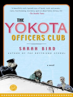 Click this cover for a(n) eBook sample of The Yokota Officers Club.