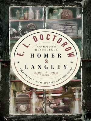 Click this cover for a(n) eBook sample of Homer & Langley