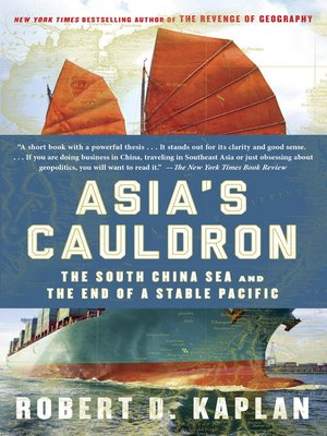 Cover of Asia's Cauldron