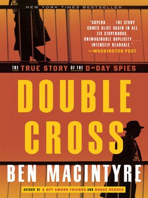 Click this cover for a(n) eBook sample of Double Cross