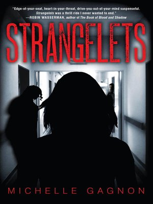 Click this cover for a(n) eBook sample of Strangelets.