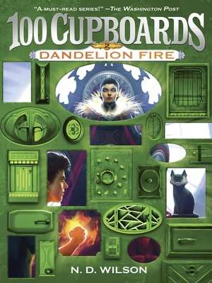 Cover of Dandelion Fire