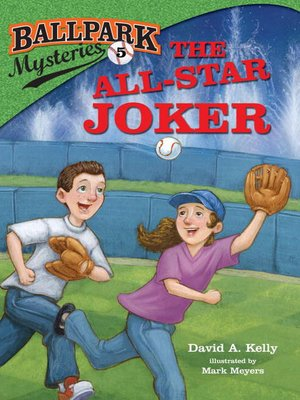 Click this cover for a(n) eBook sample of The All-Star Joker