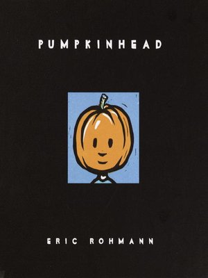Click this cover for a(n) eBook sample of Pumpkinhead.