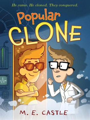Click this cover for a(n) eBook sample of Popular Clone.