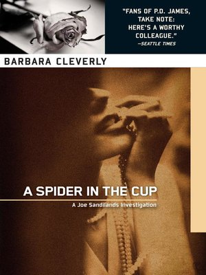 Click this cover for a(n) eBook sample of A Spider in the Cup