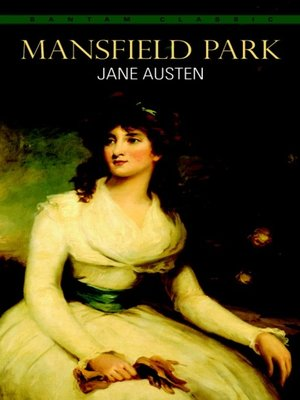 Click this cover for a(n) eBook sample of Mansfield Park.