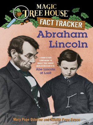 Click this cover for a(n) eBook sample of Abraham Lincoln.