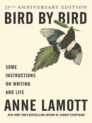 Click this cover for a(n) eBook sample of Bird by Bird.