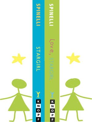 Click this cover for a(n) eBook sample of The Stargirl Collection