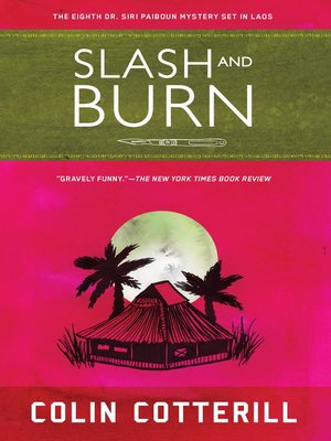 Click this cover for a(n) eBook sample of Slash and Burn