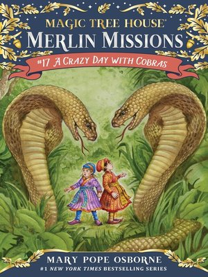 Cover of Magic Tree House #45