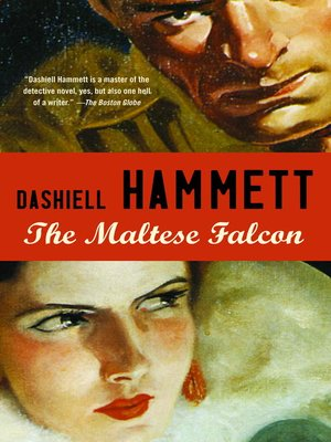 Click this cover for a(n) eBook sample of The Maltese Falcon.
