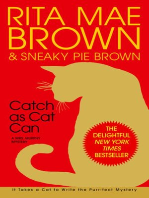 Click this cover for a(n) eBook sample of Catch as Cat Can.